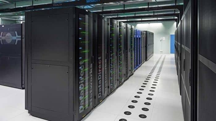 Data center center