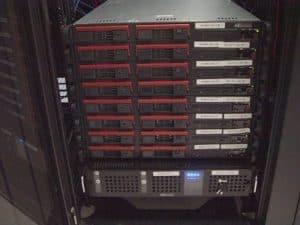 Bagian Inti Infrastruktur Data center